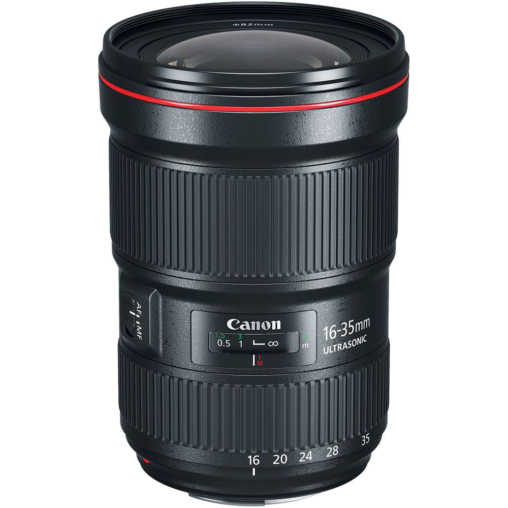Canon 16-35mm F2.8L III USM EF Lens