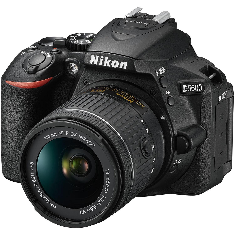 Nikon D5600 DSLR Camera with 18-55 Lens