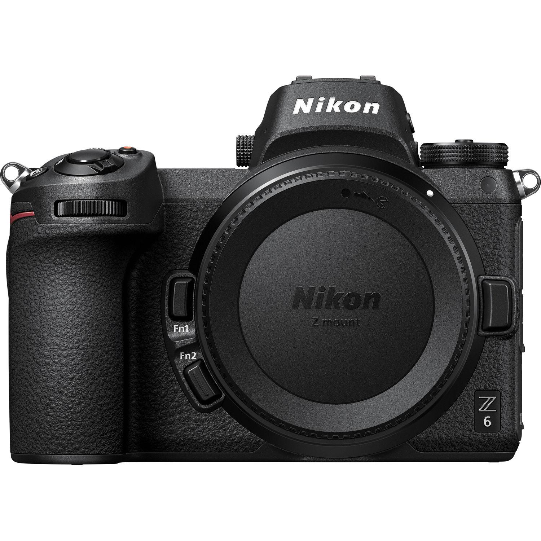 Nikon Z6 FX-format Mirrorless Camera  Body