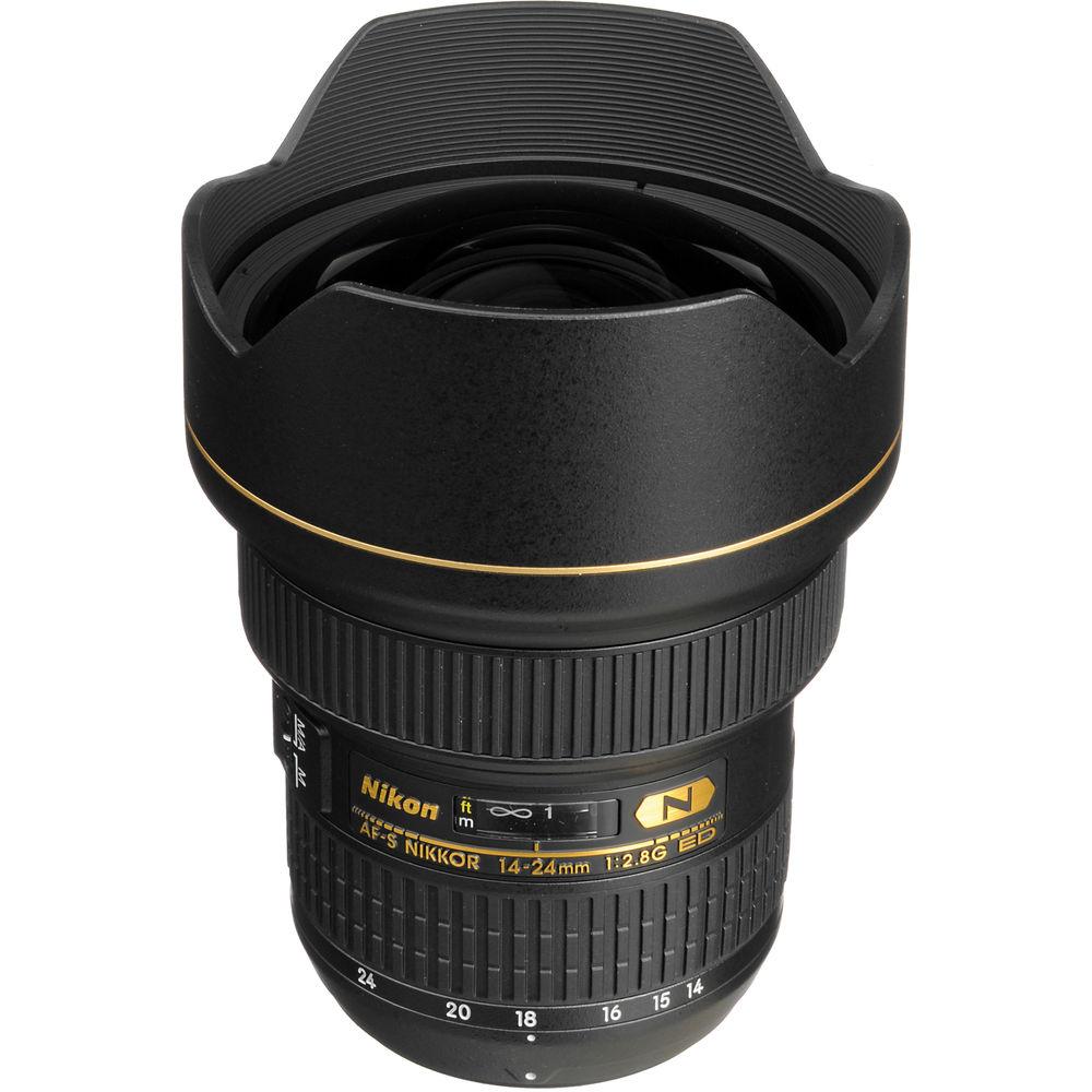 Nikon 14-24mm F2.8 G ED AF-S Lens