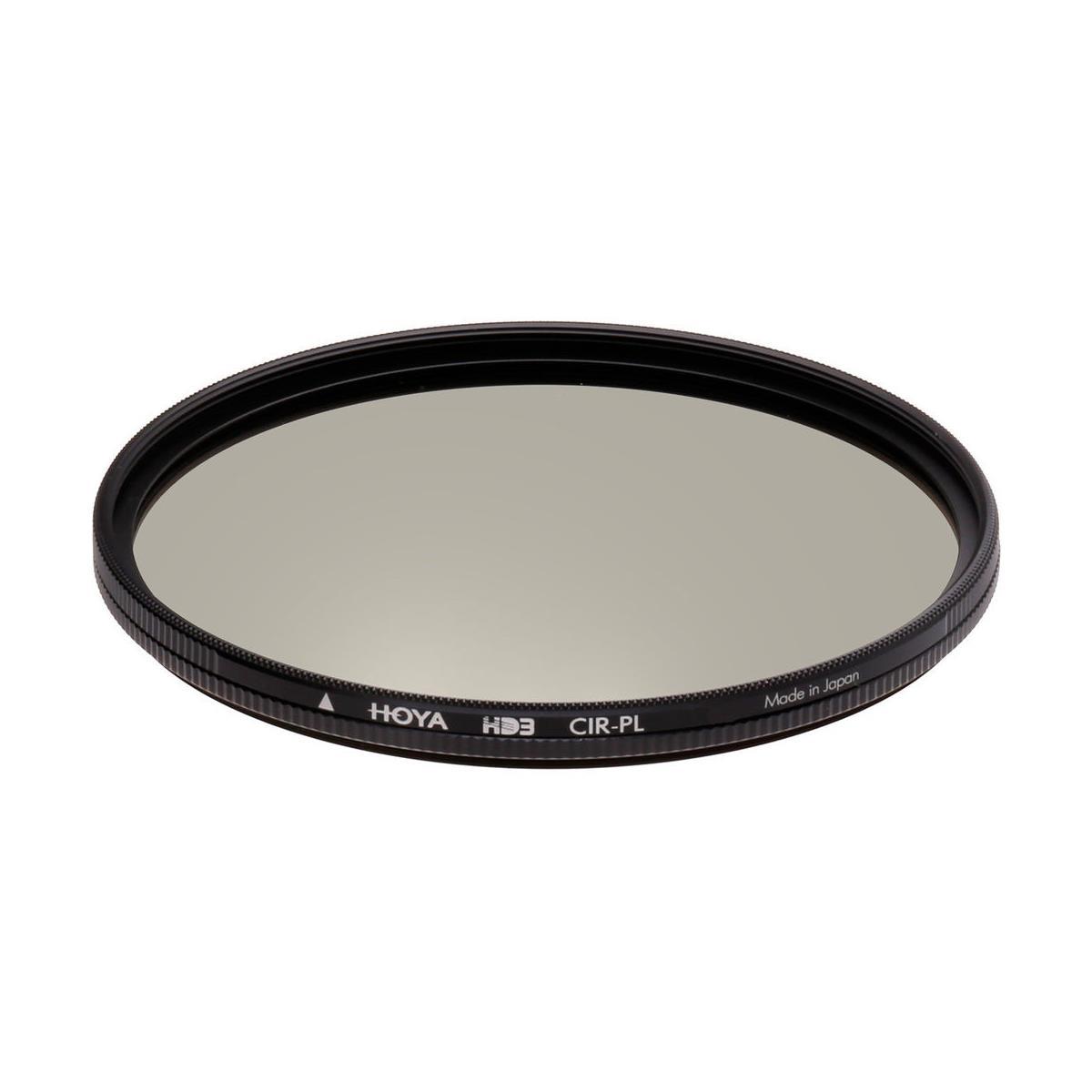 Hoya 62mm HD3 Circular Polarizer Filter