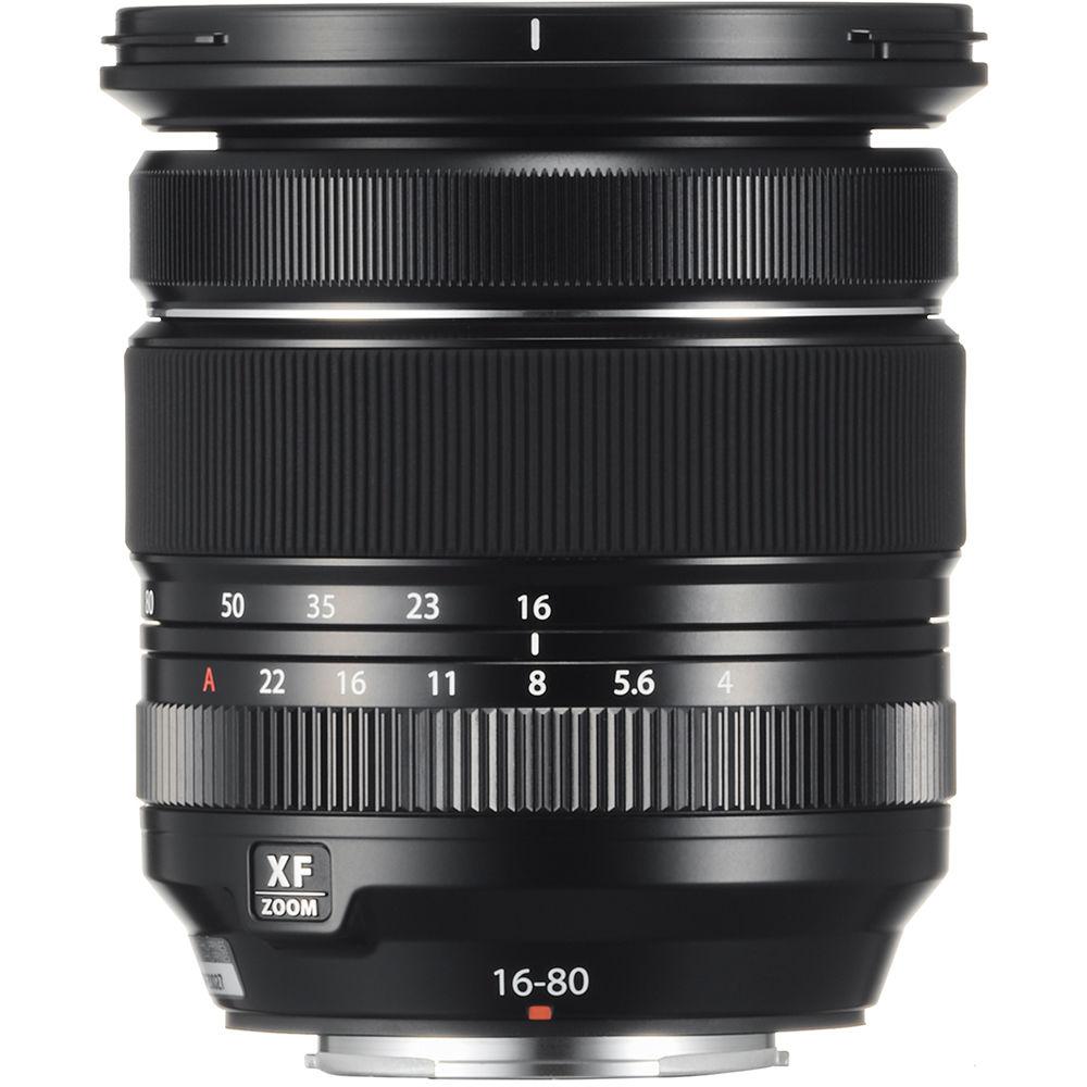 USED Fujifilm 16-80mm F4 R OIS WR Lens