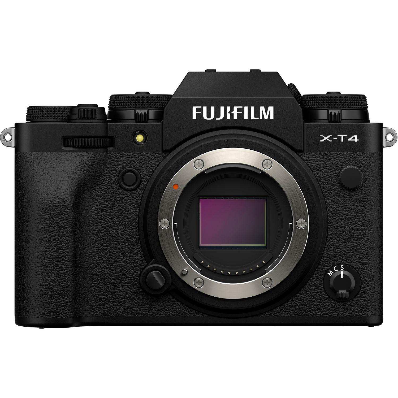 Used Fujifilm X-T4 Mirrorless Digital Camera Body (Silver)