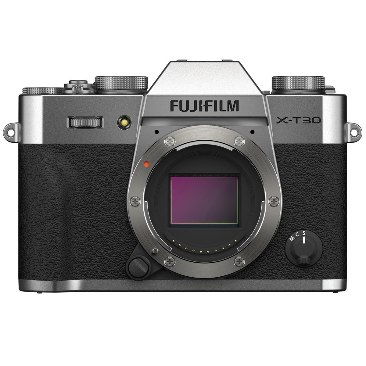 Fujifilm X-T30 II Mirrorless Camera Body (Silver)