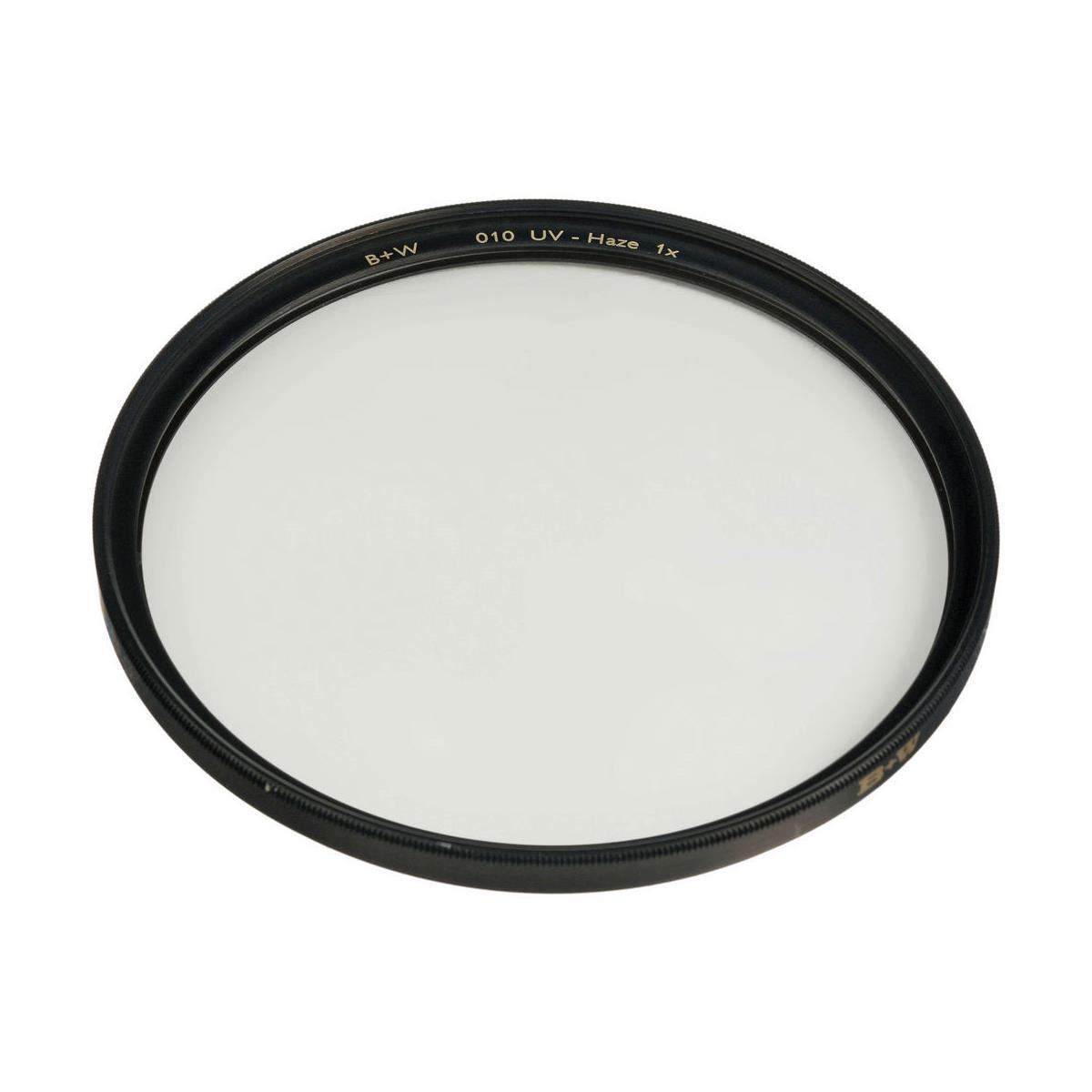 B+W 62MM UV Haze Coated Filter SC 010
