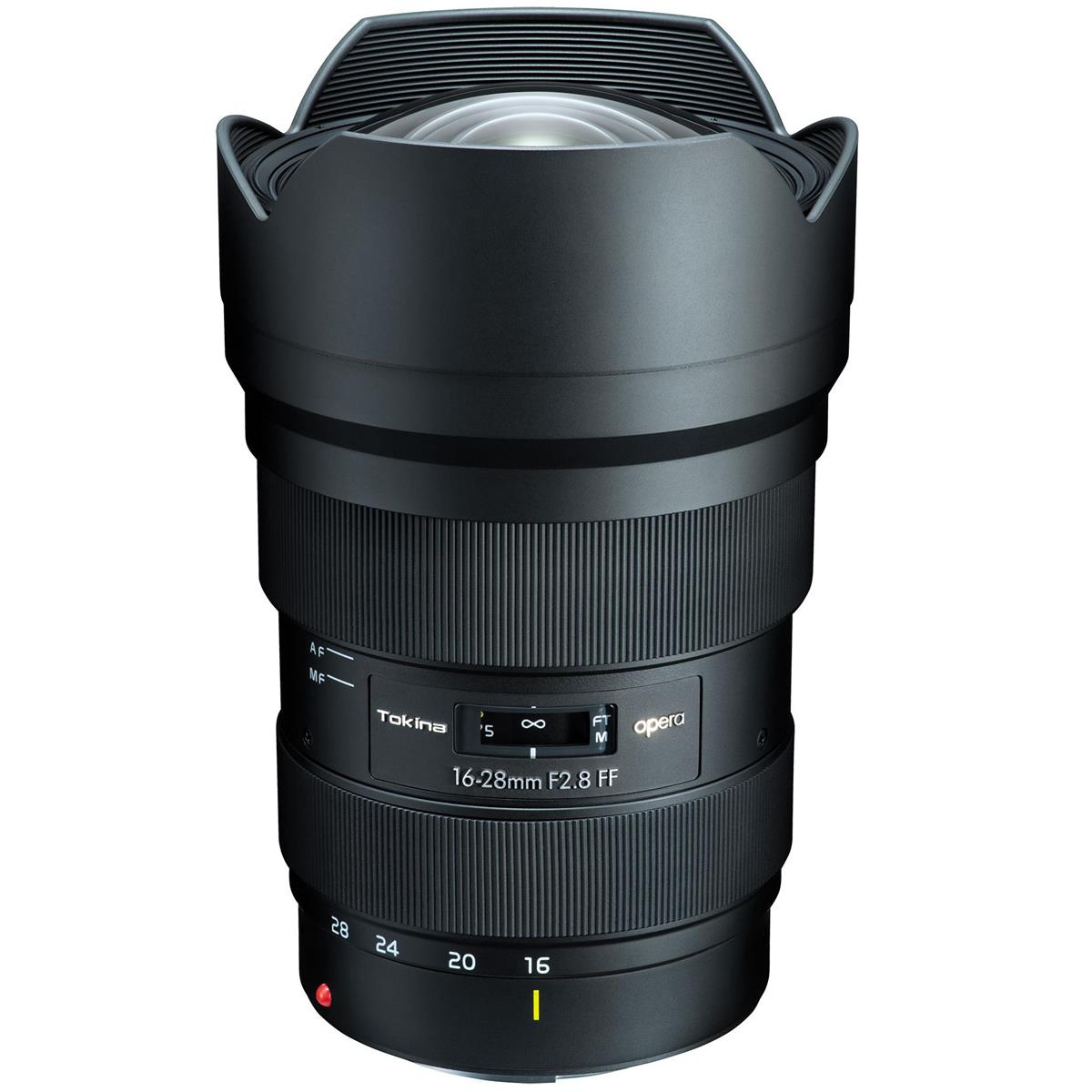 Tokina opera 16-28mm f/2.8 FF Lens for Canon EF