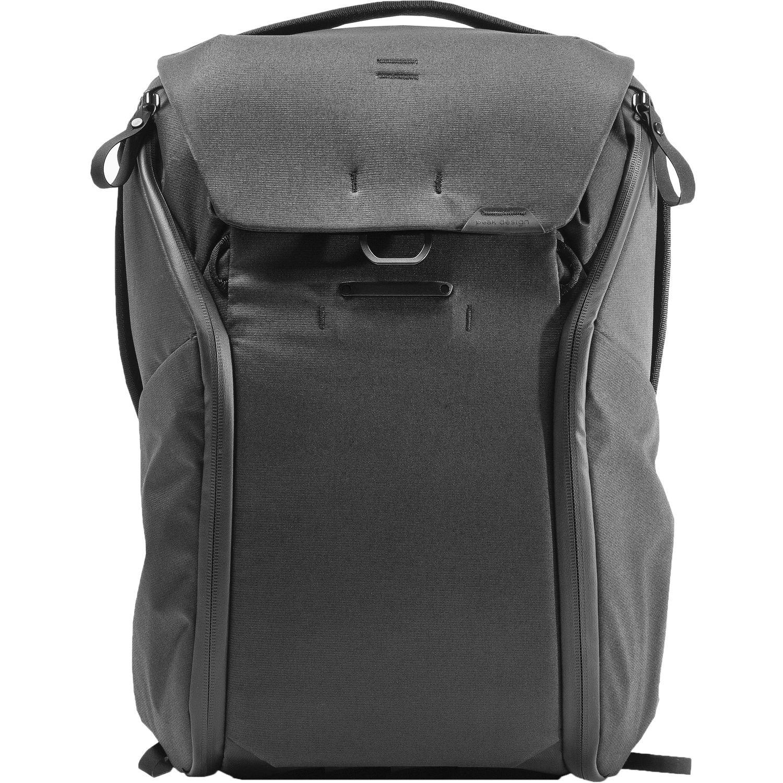 Peak Design Everyday Backpack v2 (20L, Black) BEDB-20-BK-2